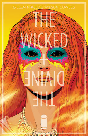 Cover for The Wicked + The Divine #2 (2014)