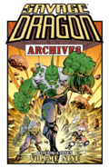 Savage Dragon TPB Archives Vol 9