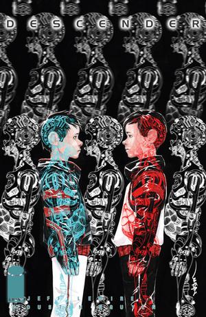 Cover for Descender #7 (2015)
