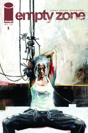 Cover for Empty Zone #1 (2015)
