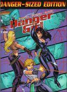 Danger Girl 1 Oversized Edition