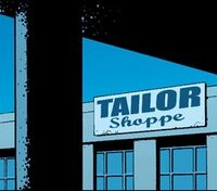 Tailor Shoppe Invincible 001