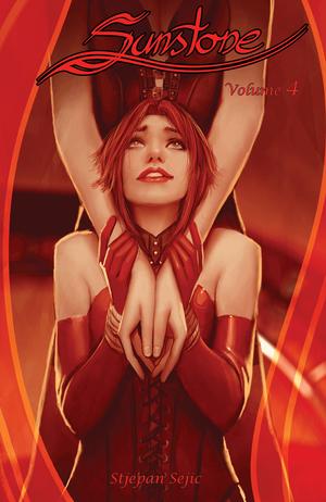 Cover for Sunstone #4 (2016)