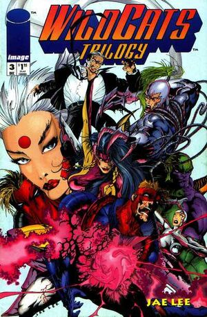 Cover for WildC.A.T.s Trilogy (1993)