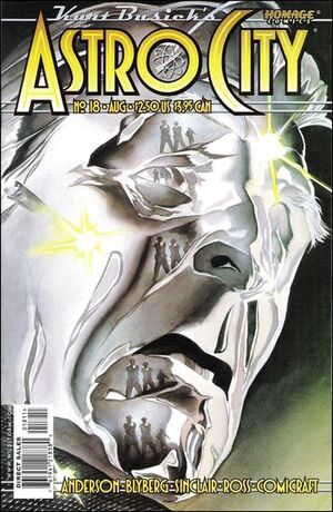 Cover for Astro City #18 (1999)