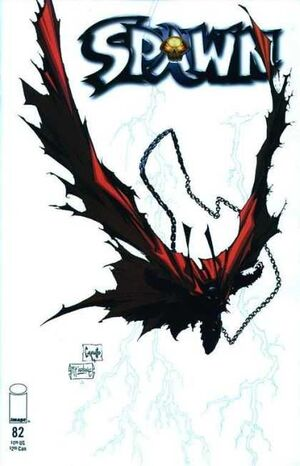 Cover for Spawn #82 (1999)