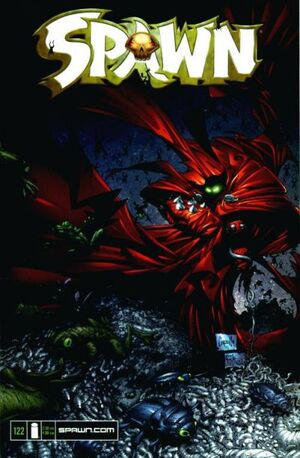 Cover for Spawn #122 (2002)