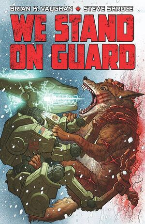 Cover for We Stand on Guard #4 (2015)