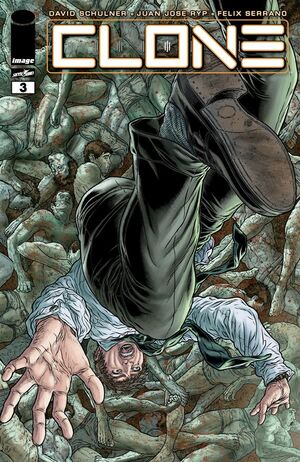Cover for Clone #3 (2013)