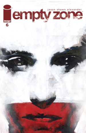 Cover for Empty Zone #6 (2016)