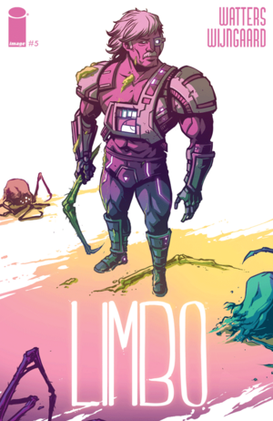 Cover for Limbo #5 (2016)