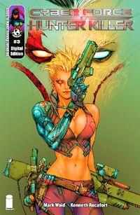 Cyberforce Hunter-Killer 3