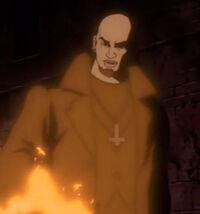 Reverend Todd McFarlane's Spawn 001
