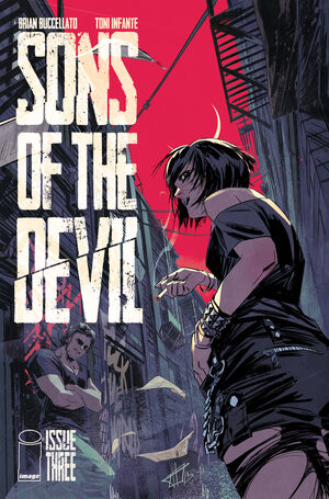 Cover for Sons of the Devil #3 (2015)