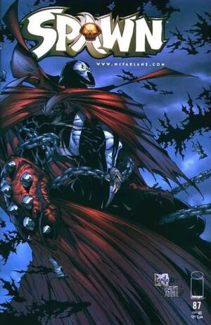 Cover for Spawn #87 (1999)
