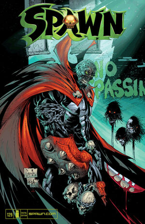 Cover for Spawn #129 (2003)