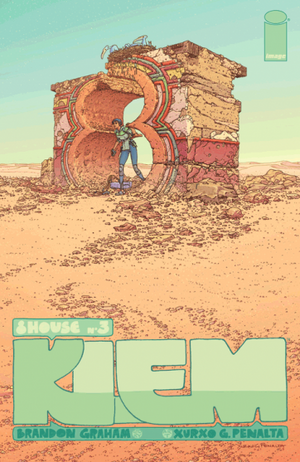 Cover for 8house #1 (2015)