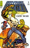 Savage Dragon God of War Vol 1 1