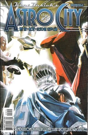 Cover for Astro City #19 (1999)