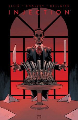 Cover for Injection #6 (2016)