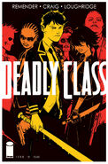Deadly Class Vol 1 Cover 007