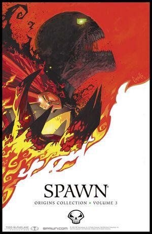 Cover for Spawn: Origins #3 (2009)