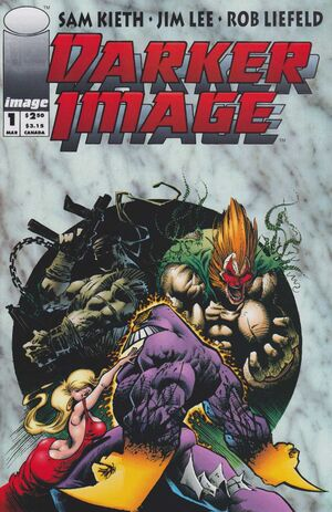 Cover for Darker Image #1 (1993)