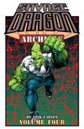 Savage Dragon TPB Archives Vol 4