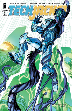 Cover for Tech Jacket #2 (2014)
