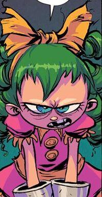 Gertrude I Hate Fairyland 001