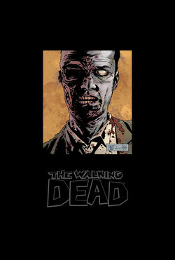 Cover for the The Walking Dead HC Vol 6 Omnibus Trade Paperback