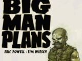 Big Man Plans Vol 1 1