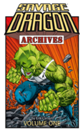 Savage Dragon TPB Archives Vol 1