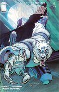 Astounding Wolf-Man Vol 1 5-B
