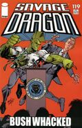 Savage Dragon Vol 1 119