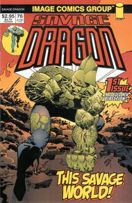 Savage Dragon Vol 1 76