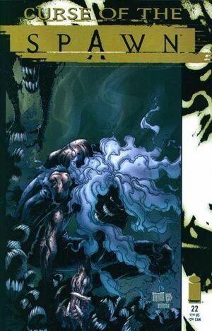 Cover for Curse of the Spawn #22 (1998)