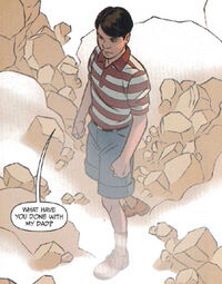 Peter (Jupiter's Legacy) from Jupiter's Circle -4