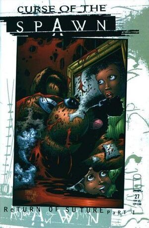 Cover for Curse of the Spawn #27 (1998)