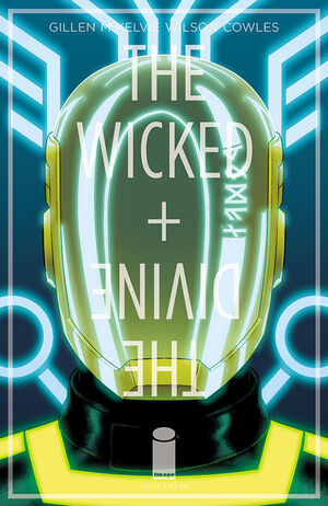 Cover for The Wicked + The Divine #7 (2015)