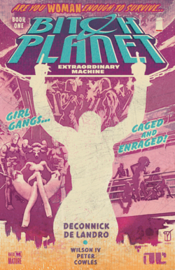 Cover for the Bitch Planet TPB Book One Trade Paperback
