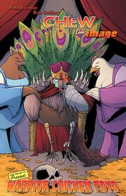 Chew Warrior Chicken Poyo One-Shot 002