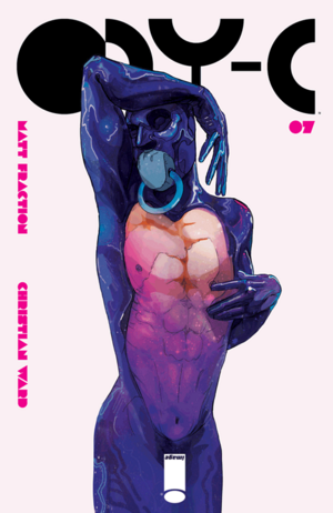 Cover for ODY-C #7 (2015)