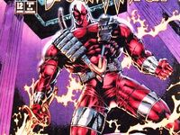 Deathtrap StormWatch Vol 1 No. 12