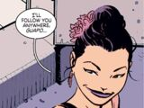 Maria (Deadly Class)/Gallery