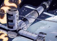 Fisher-Okroshka International Space Station 001
