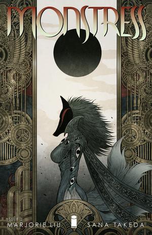 Cover for Monstress #2 (2015)