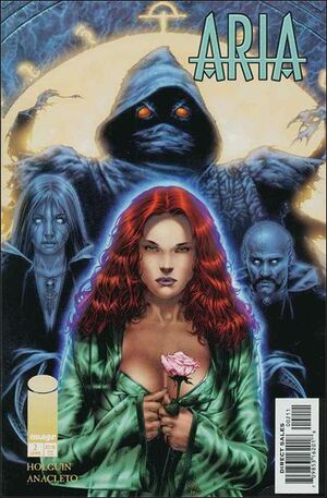 Cover for Aria #2 (1999)