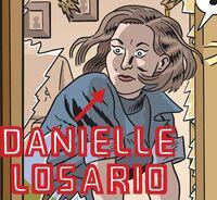 Danielle Losario Dark Corridor 001