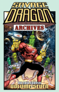 Savage Dragon TPB Archives Vol 7
